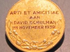Medaille Arti