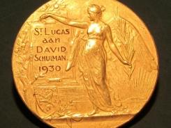Medaille St Lucas