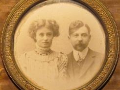 Verlovingsportret