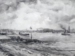 De Waal bij Gorkum