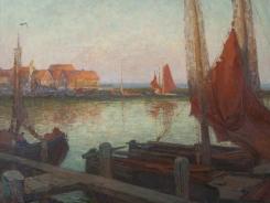 volendam-haven-1925
