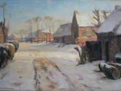 Winter in Laren